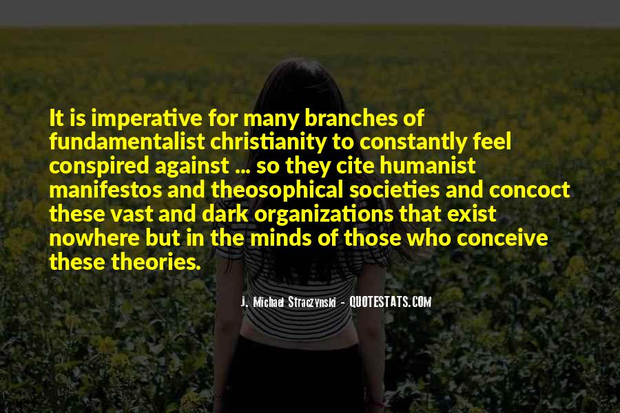 Humanist Quotes #1261829