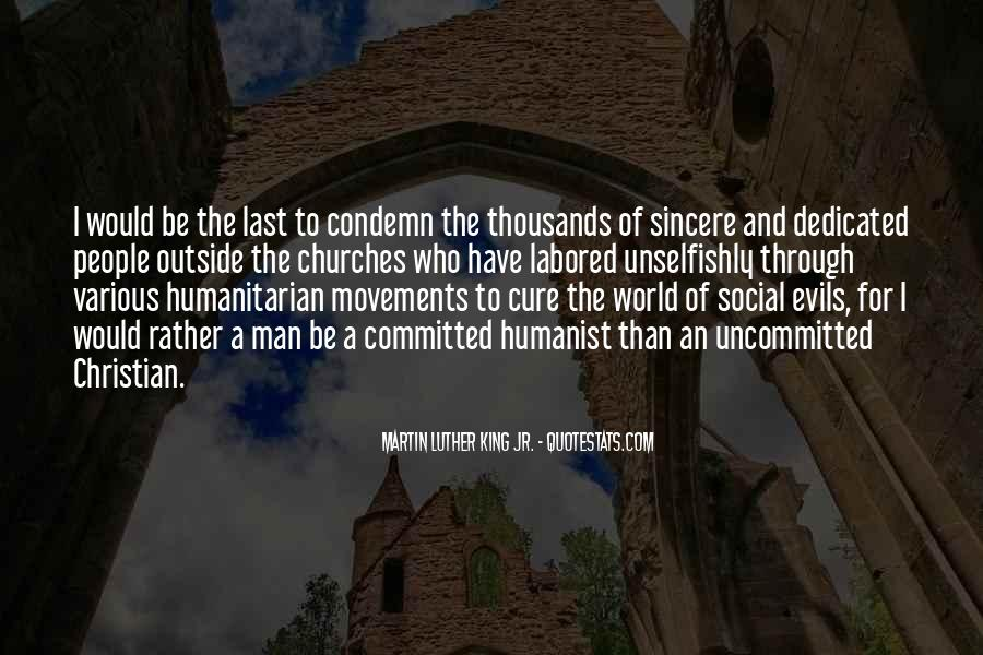 Humanist Quotes #1268990