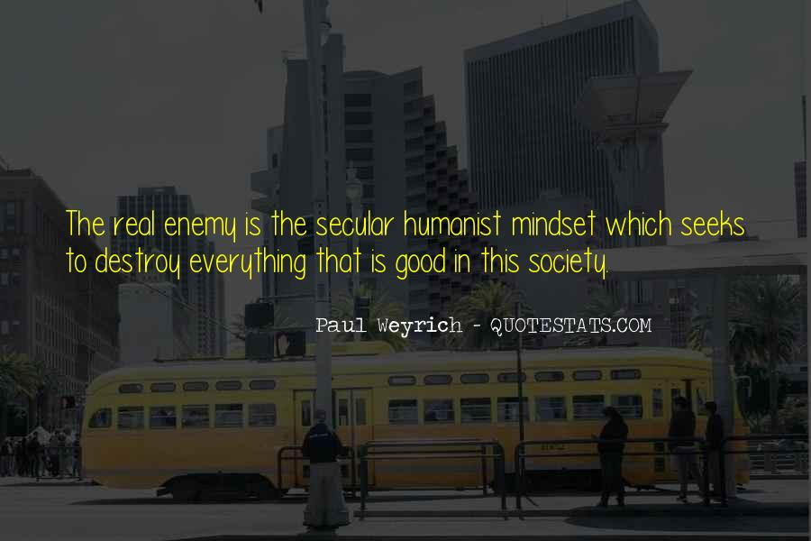 Humanist Quotes #1299261