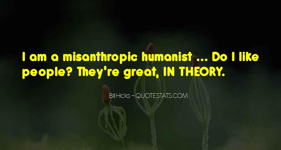 Humanist Quotes #1303813