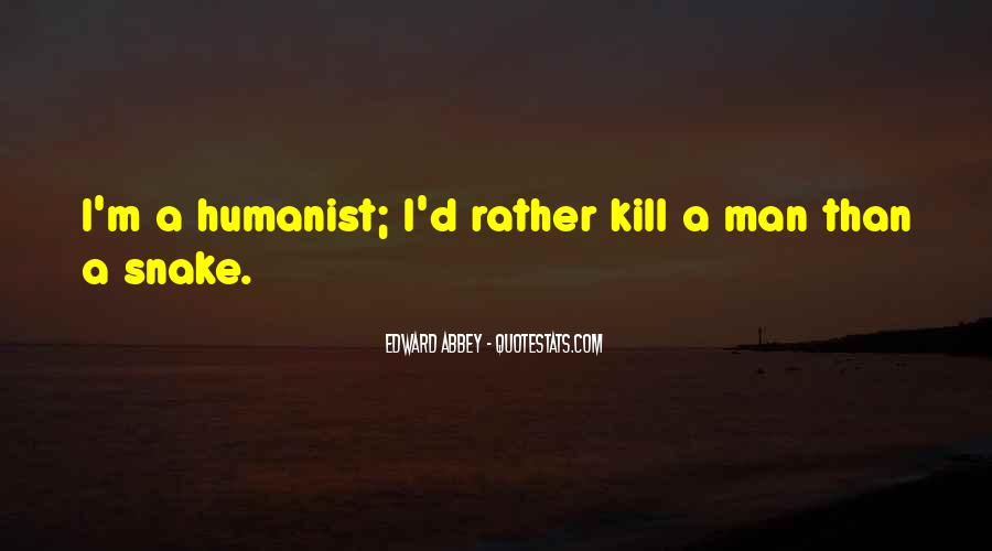 Humanist Quotes #1353167