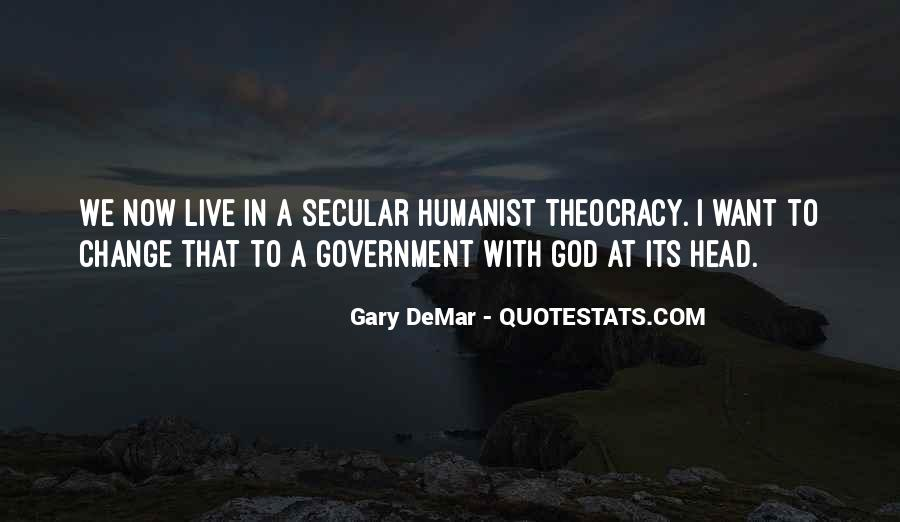 Humanist Quotes #453570