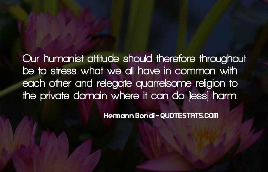 Humanist Quotes #498996