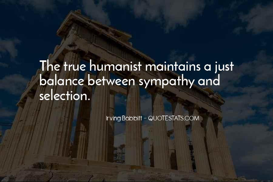 Humanist Quotes #527318