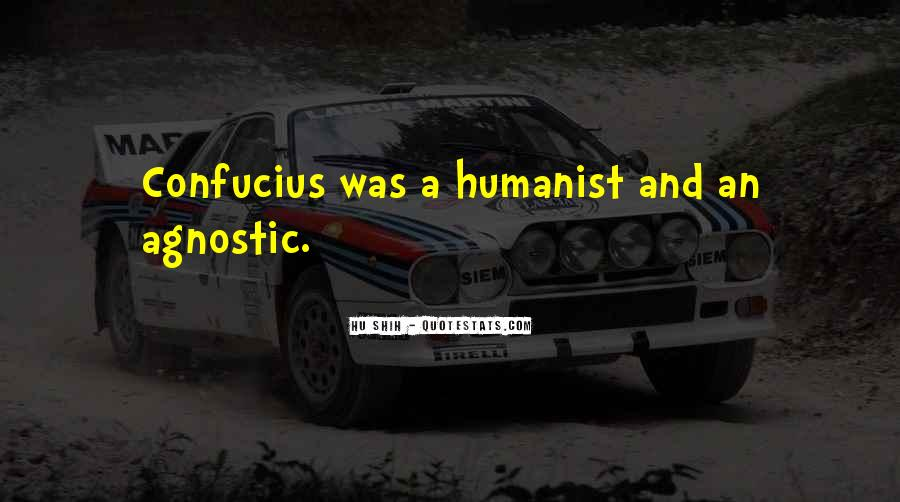 Humanist Quotes #569397