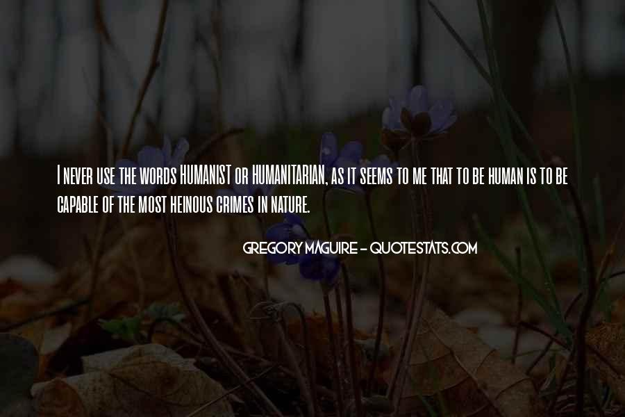 Humanist Quotes #595100