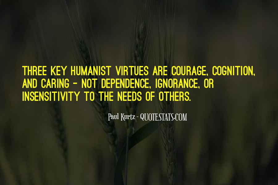 Humanist Quotes #682539