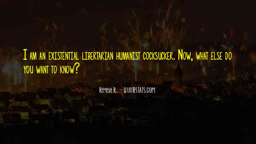Humanist Quotes #755287