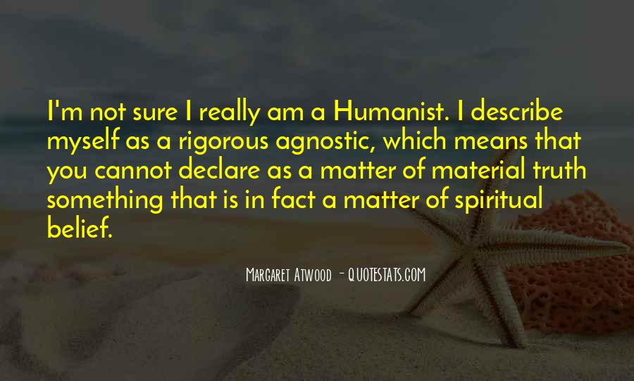 Humanist Quotes #764609