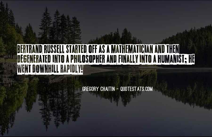 Humanist Quotes #808582