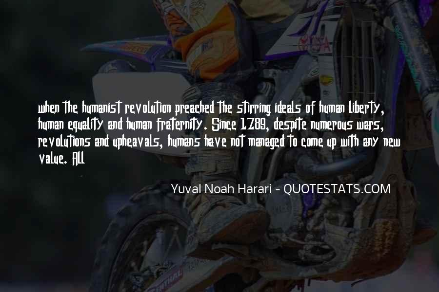 Humanist Quotes #914530
