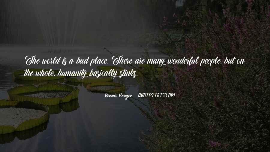 Humanity At Its Best Quotes #1610