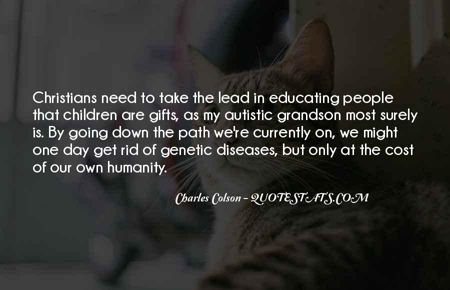 Humanity At Its Best Quotes #2050
