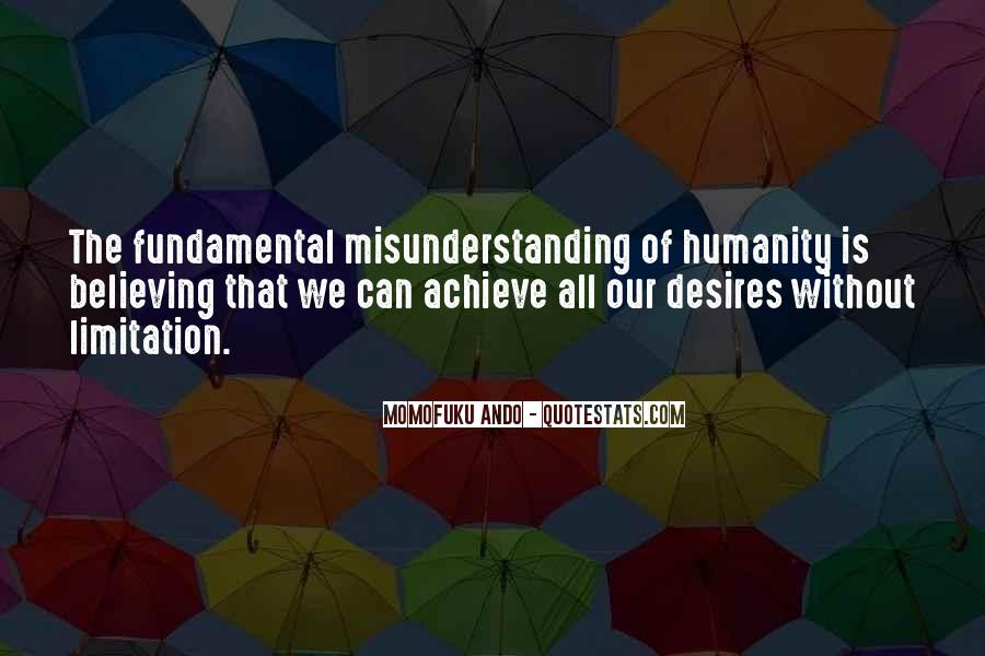 Humanity At Its Best Quotes #236