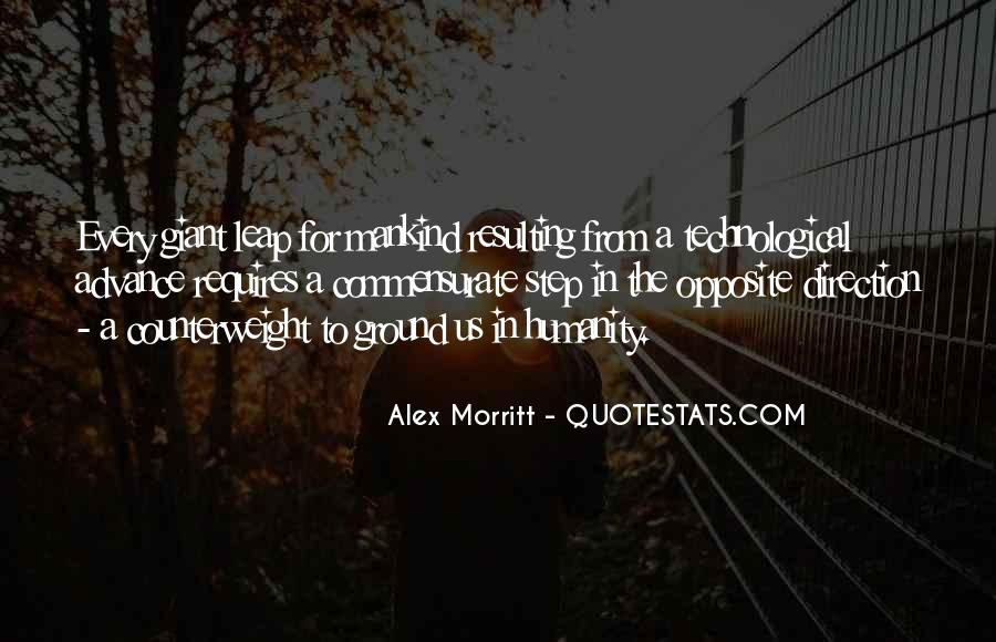 Humanity At Its Best Quotes #3270