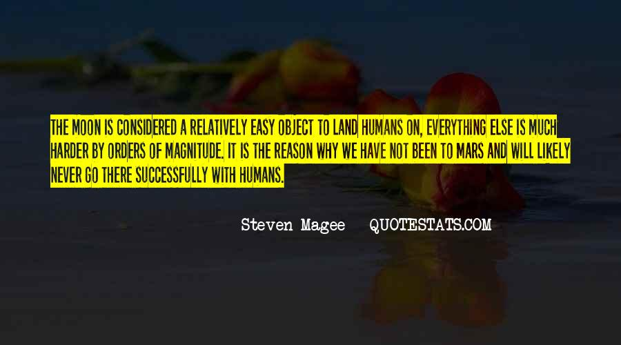 Humanity At Its Best Quotes #8299