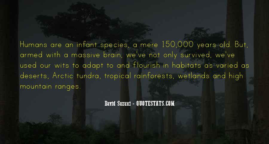 Humans Adapt Quotes #398014