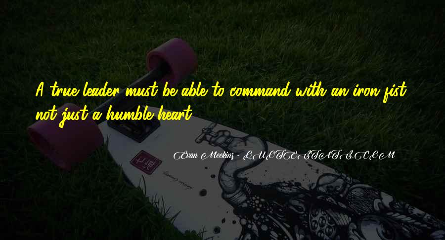 Humble Yourselves Quotes #16109