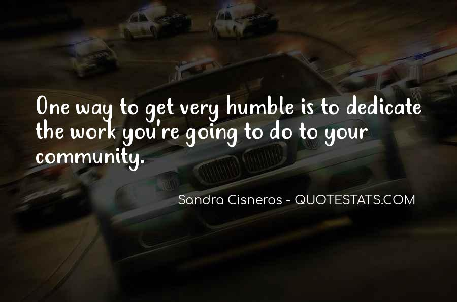 Humble Yourselves Quotes #16666
