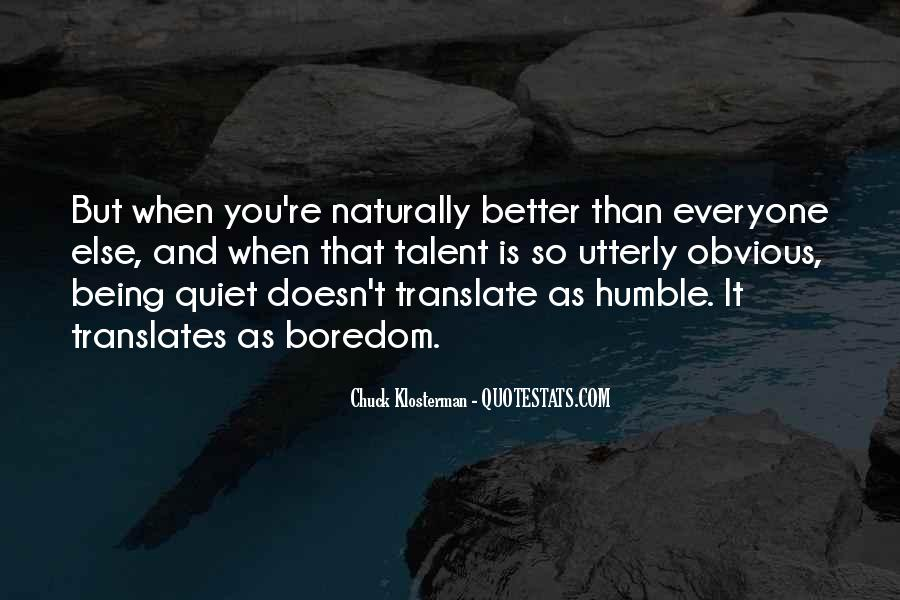 Humble Yourselves Quotes #24458