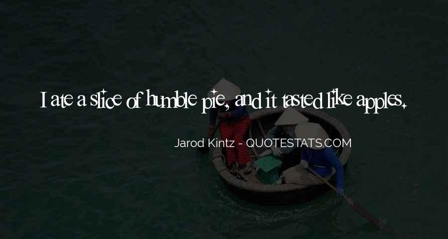 Humble Yourselves Quotes #28258