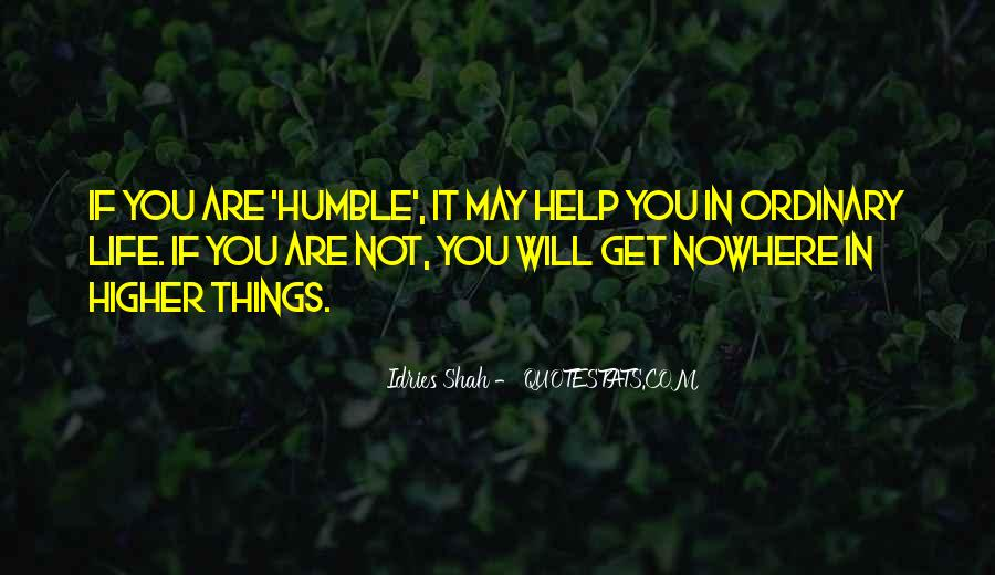 Humble Yourselves Quotes #28891