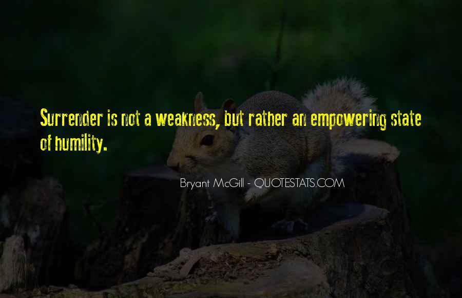 Humility And Humbleness Quotes #1171480