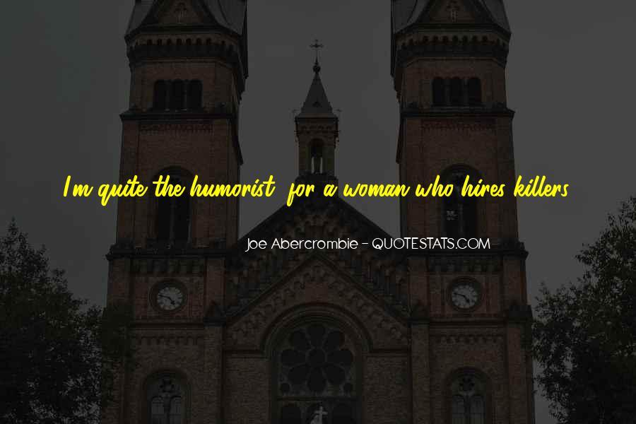 Humorist Quotes #1080828