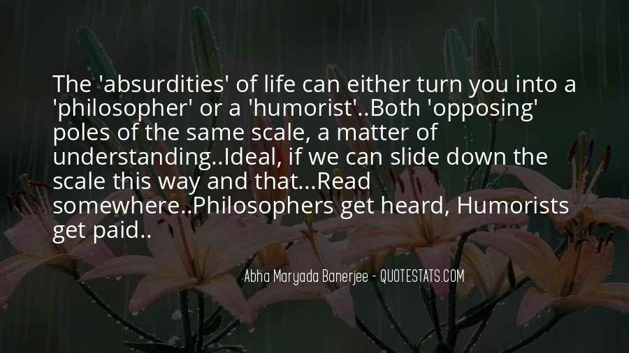 Humorist Quotes #10949