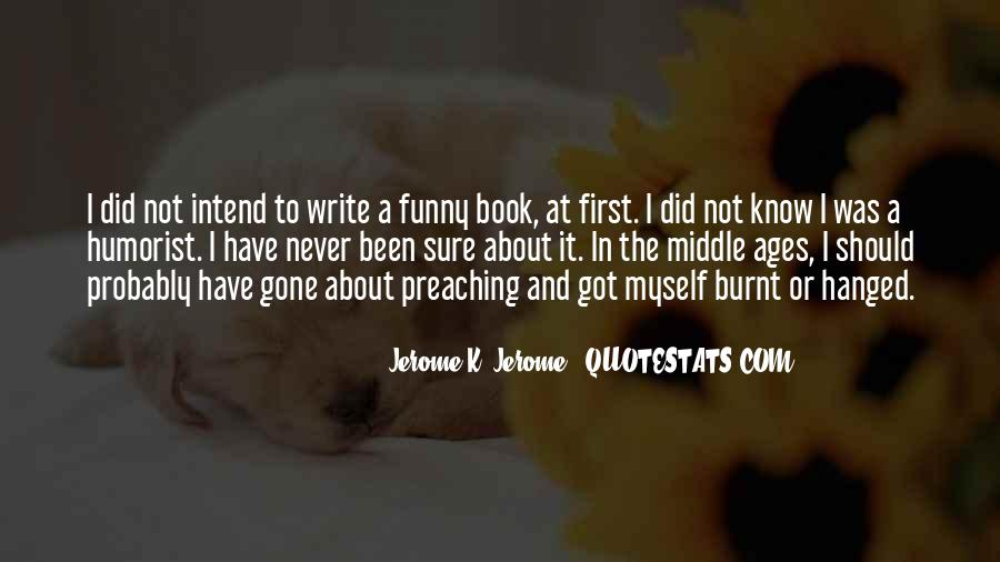 Humorist Quotes #1171593