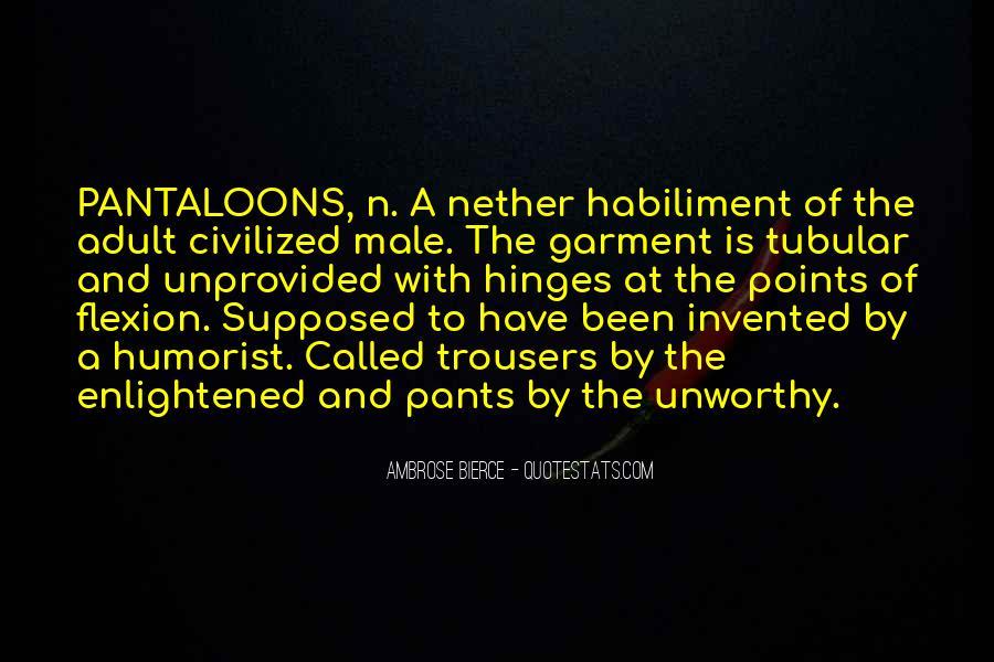 Humorist Quotes #1214480