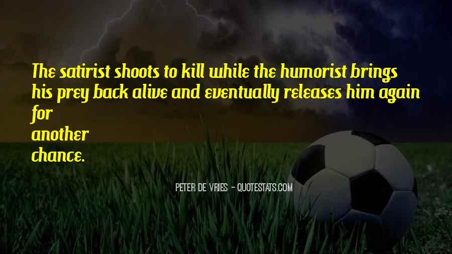 Humorist Quotes #1345554