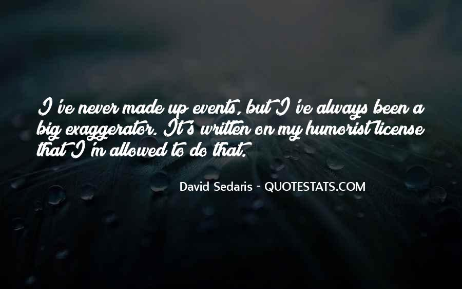 Humorist Quotes #1579431