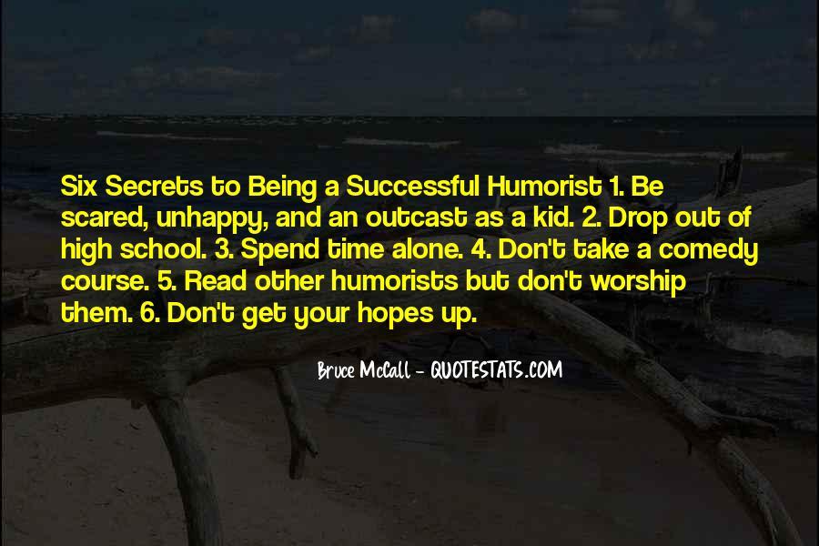 Humorist Quotes #1676862