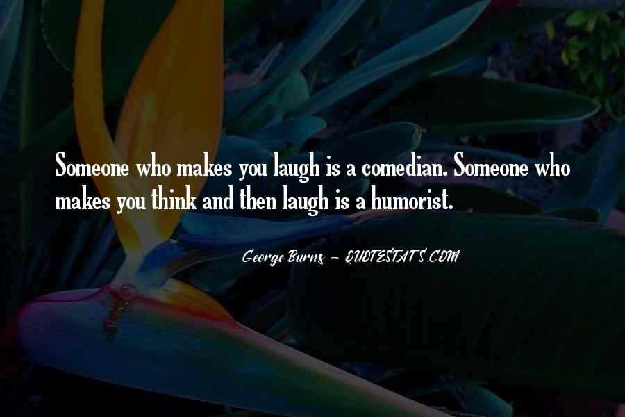 Humorist Quotes #17115