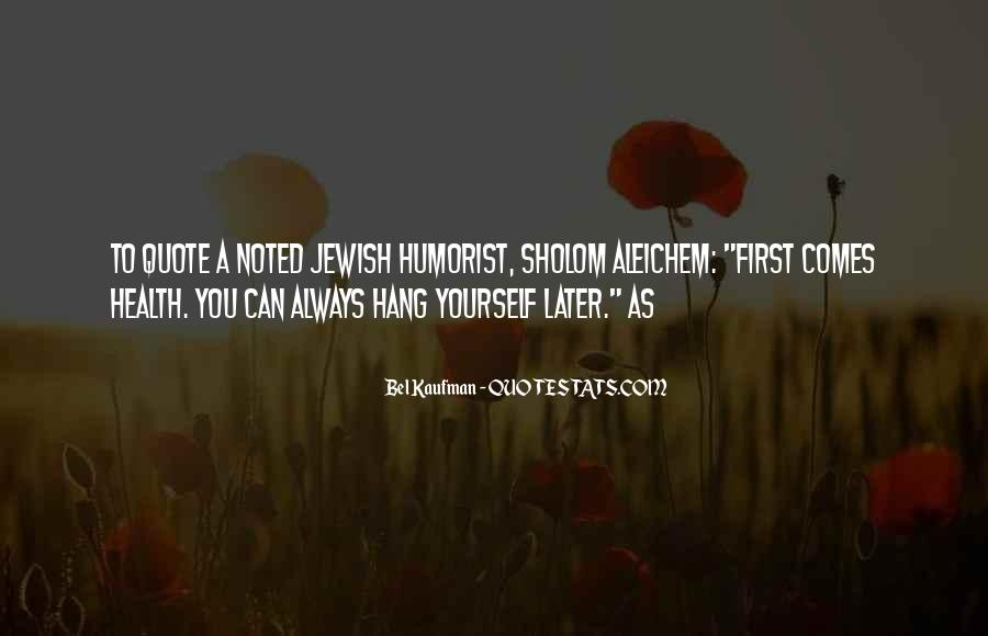 Humorist Quotes #1871629