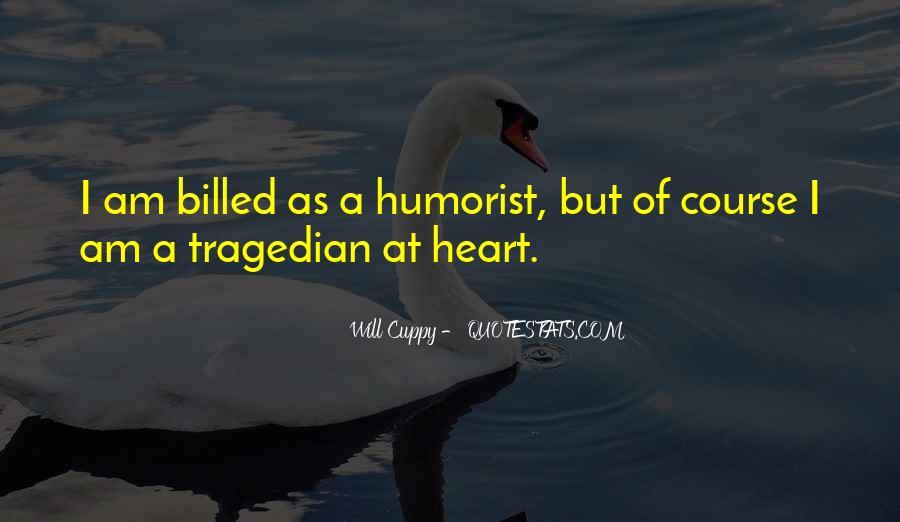 Humorist Quotes #481316
