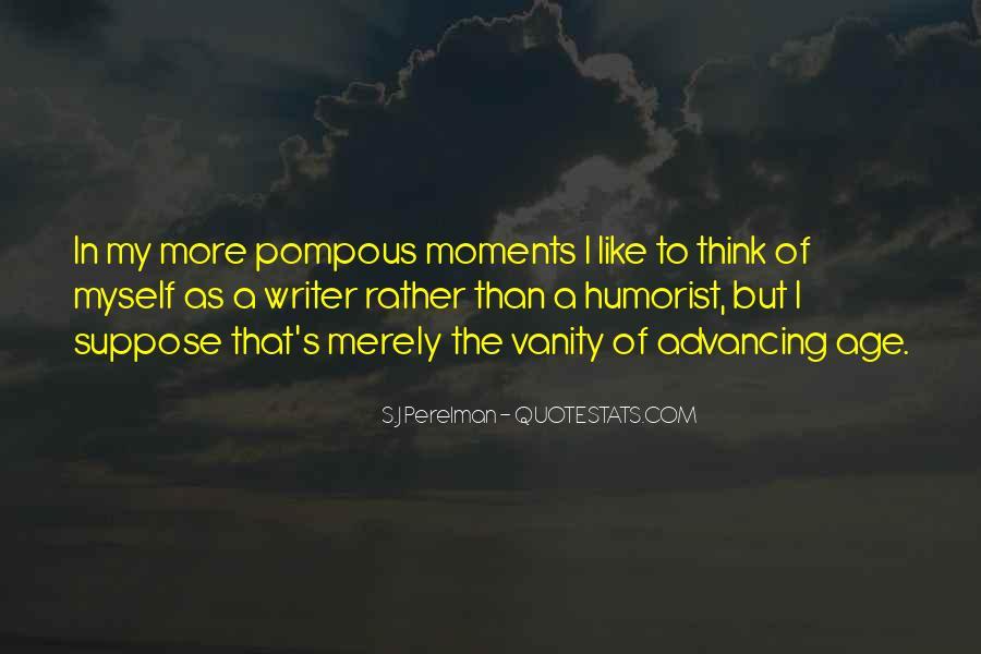 Humorist Quotes #743912