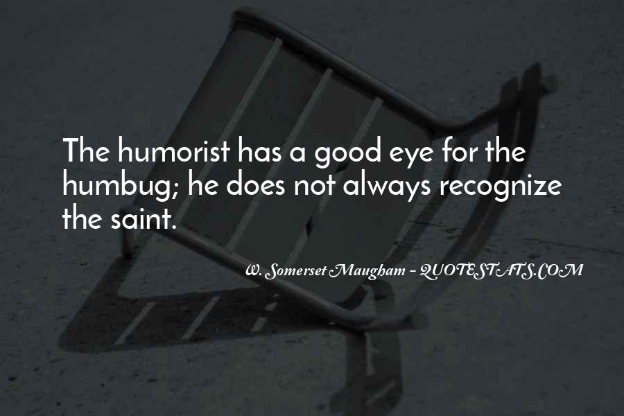 Humorist Quotes #937587