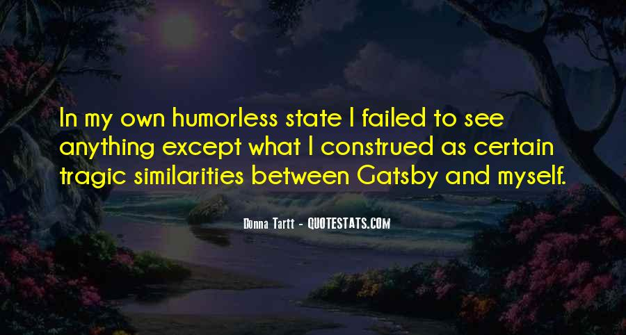 Humorless Quotes #1124952