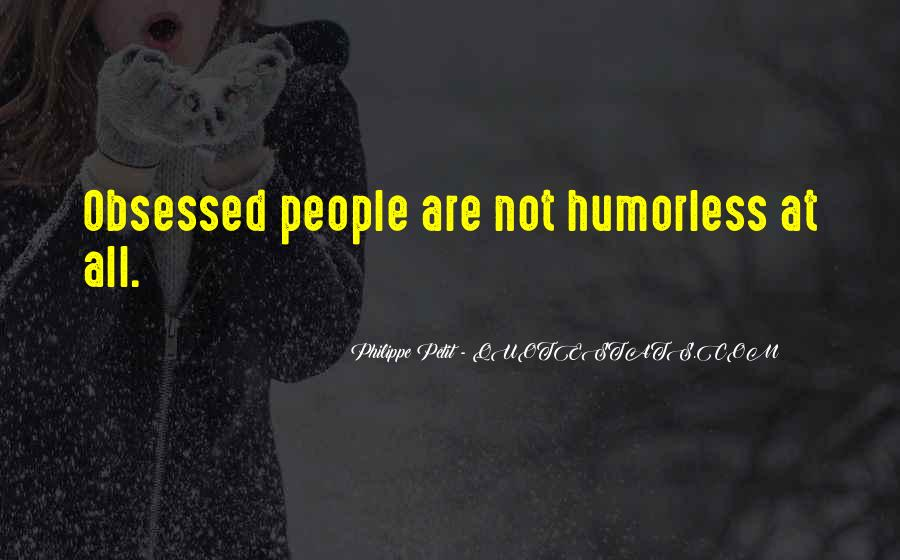 Humorless Quotes #642246