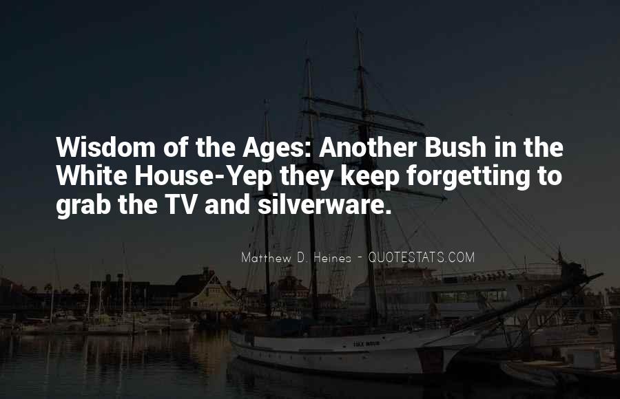 Humorous Wisdom Quotes #1406465