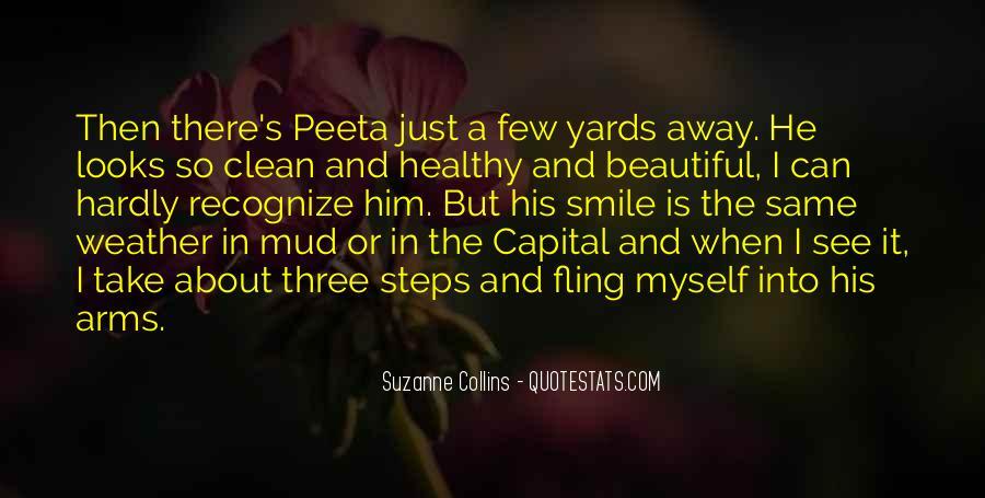 Hunger Games 2 Peeta Quotes #1036588