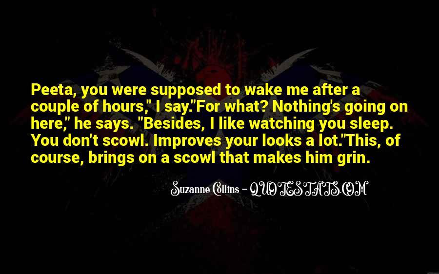 Hunger Games 2 Peeta Quotes #1084796