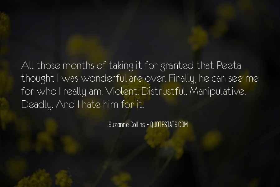 Hunger Games 2 Peeta Quotes #1122025