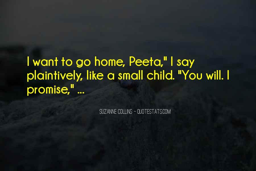 Hunger Games 2 Peeta Quotes #1184068