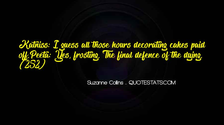 Hunger Games 2 Peeta Quotes #1195666