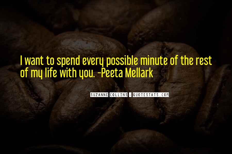 Hunger Games 2 Peeta Quotes #1235404