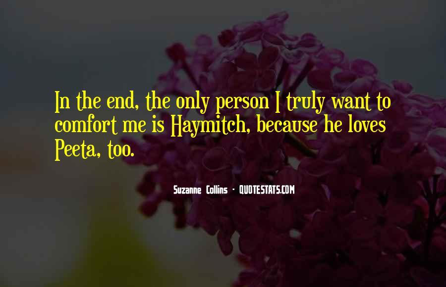 Hunger Games 2 Peeta Quotes #138660