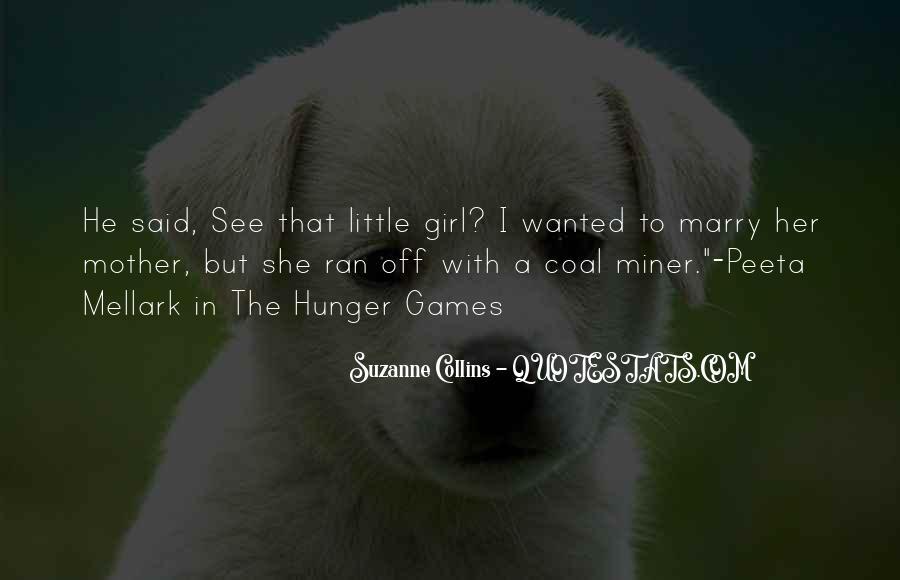 Hunger Games 2 Peeta Quotes #1389667